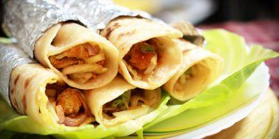 Street food inGuwahati