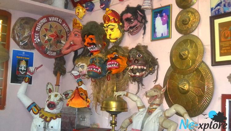 Mask of Majuli