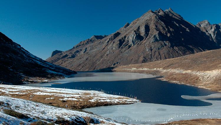 PT. Tso Lake