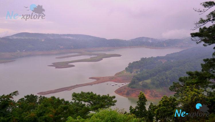 Borapani Lake