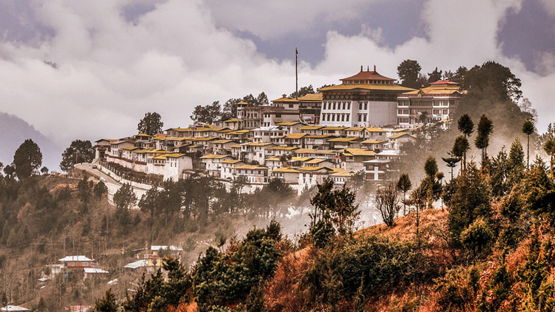 Buddhist Monasteries In Arunachal Pradesh