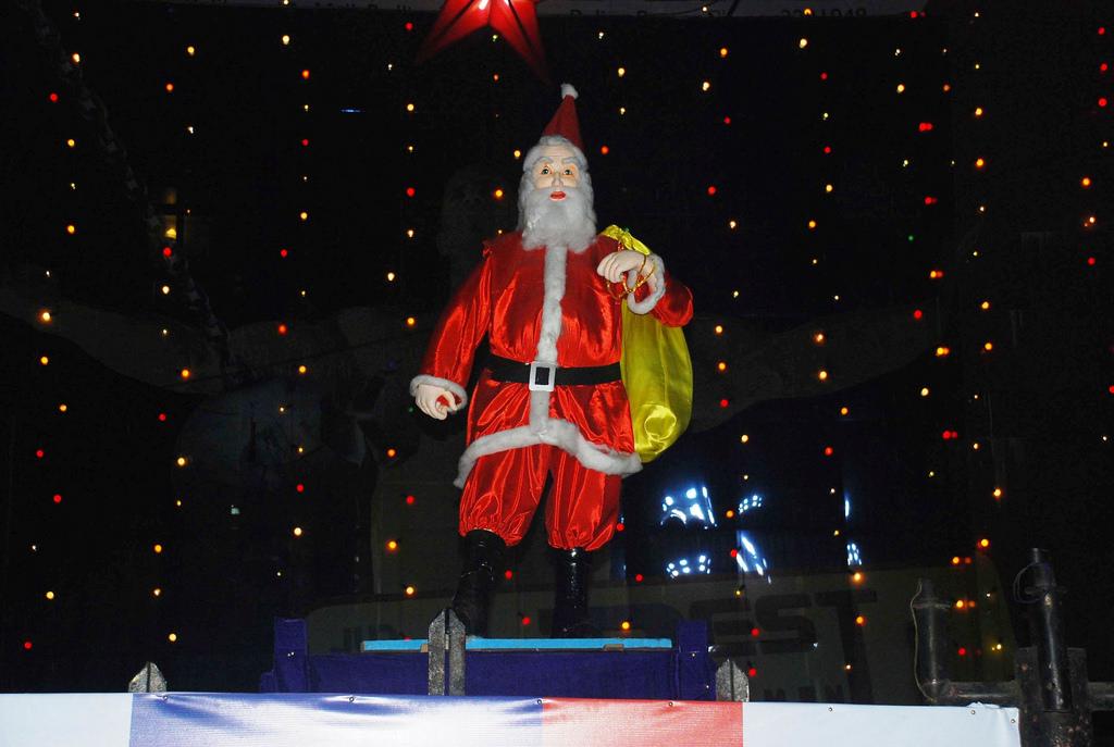 Shillong Christmas