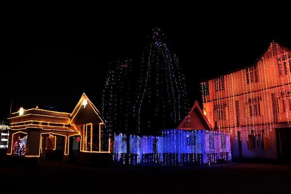 Christmas Shillong