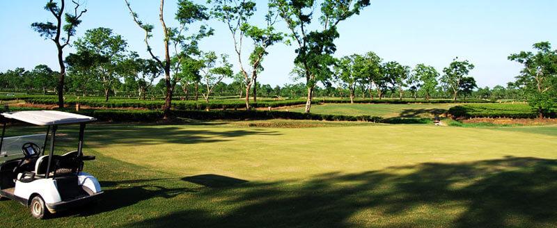 Golf Resort kaziranga tour