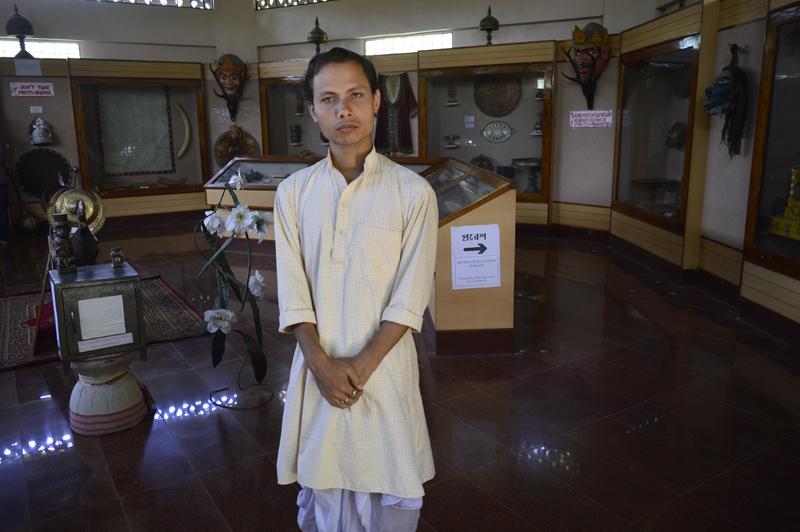 Monk of Majuli