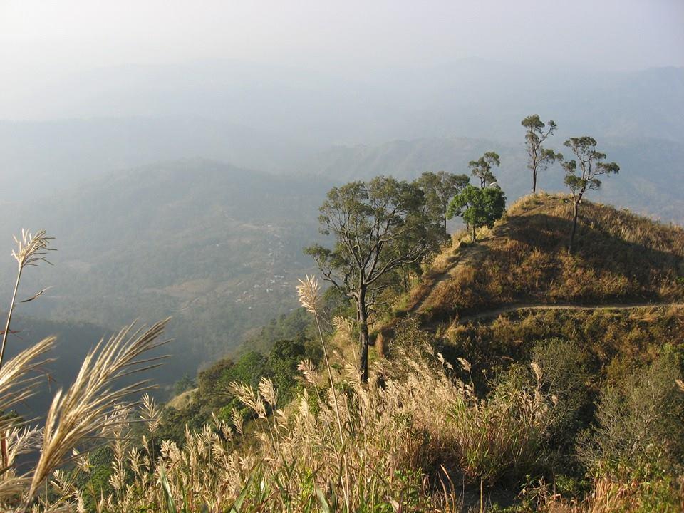 Trekking in Haflong