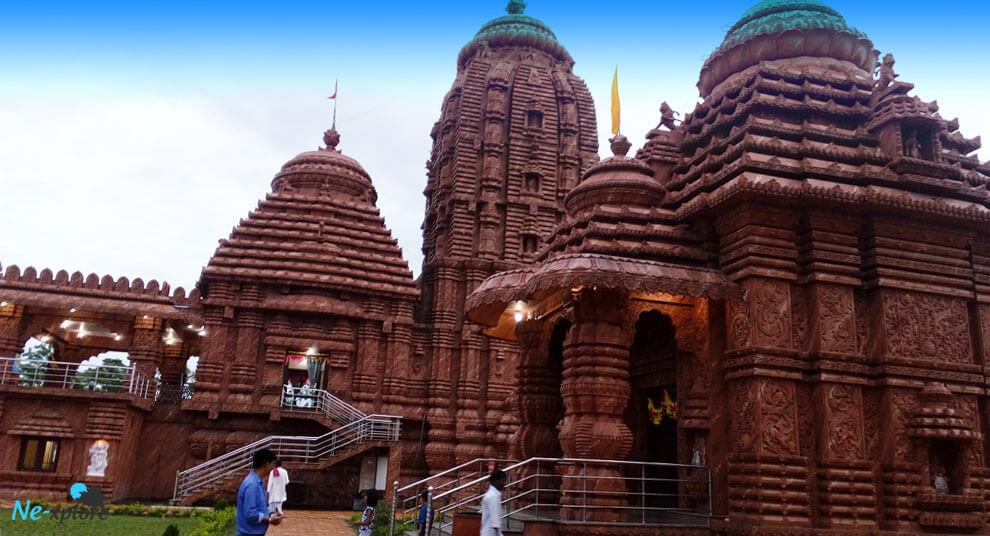 Jagannath temple Dibrugarh picture