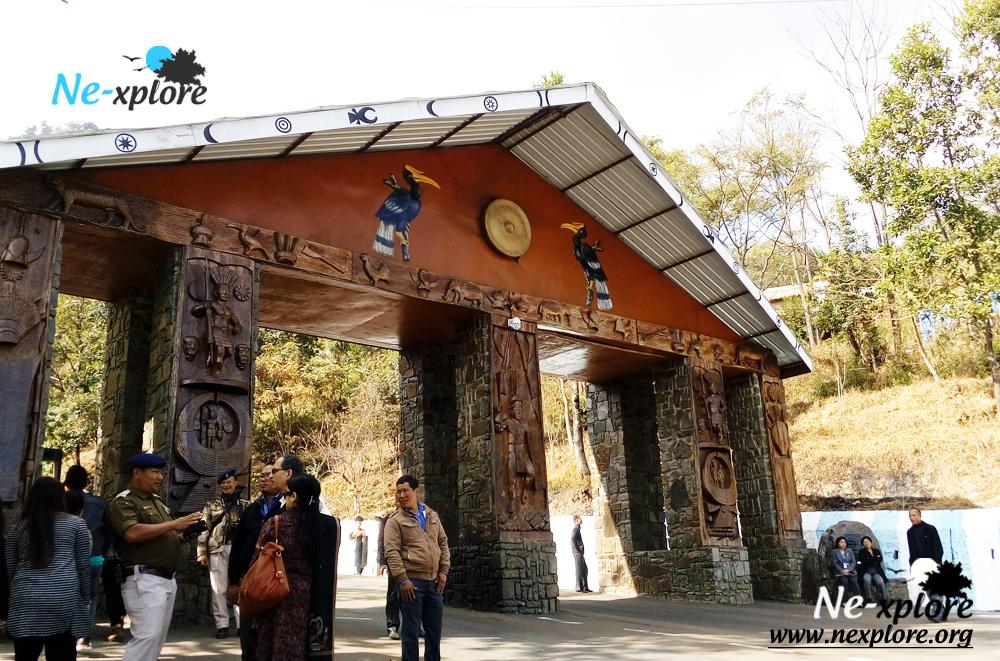 Hornbill Festival Gate