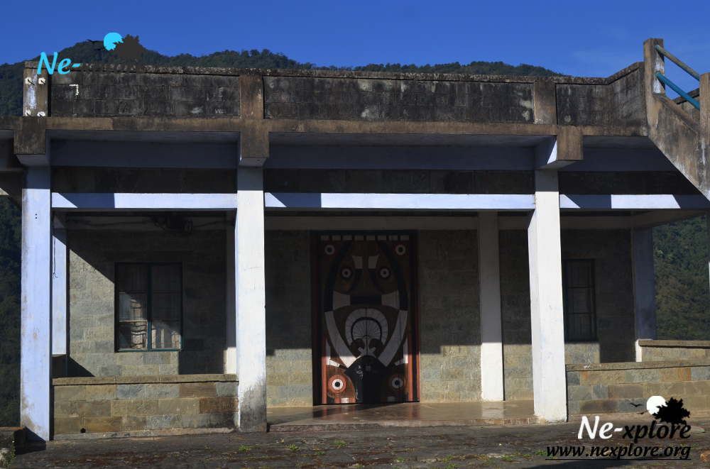 Khnonoma village fort
