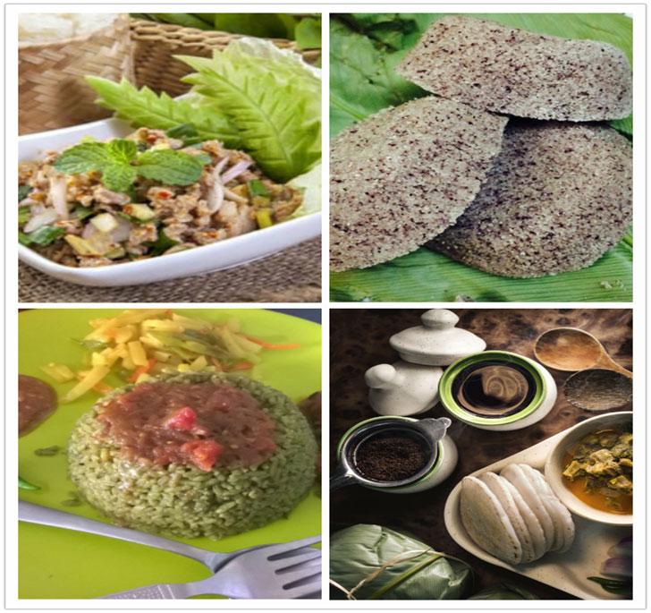 Shillong street food