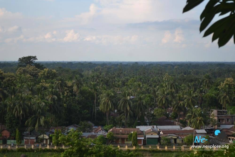 Hajo village tourism