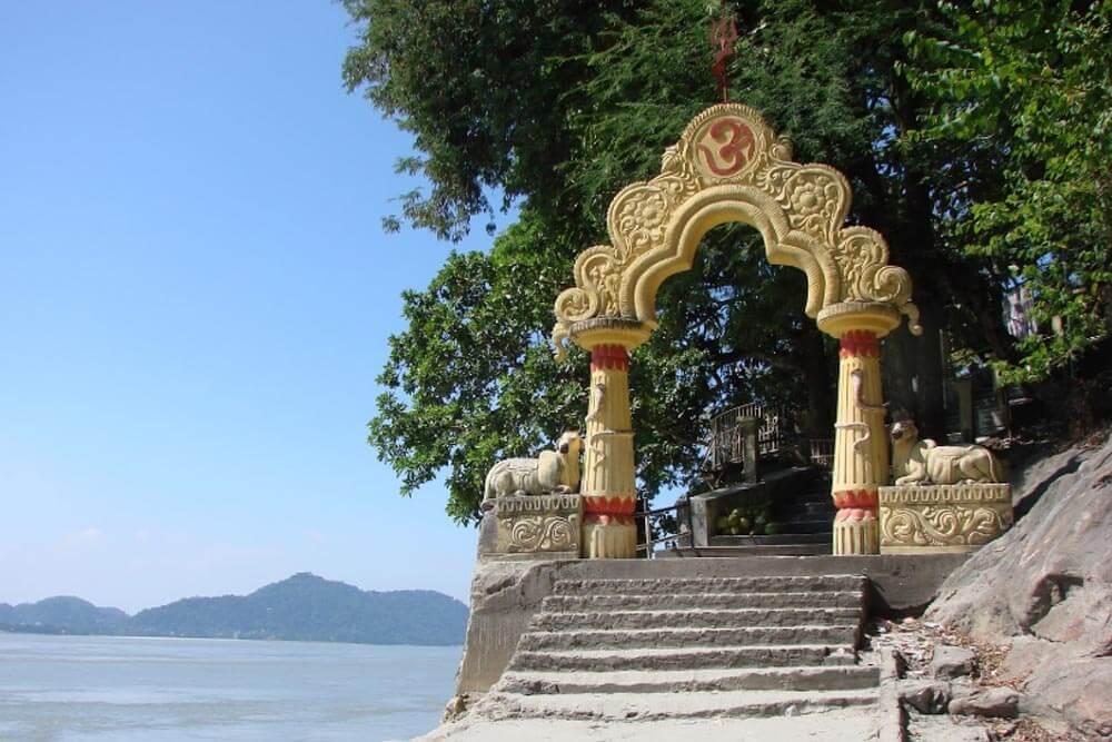 Umananda Temple, Guwahati city tour