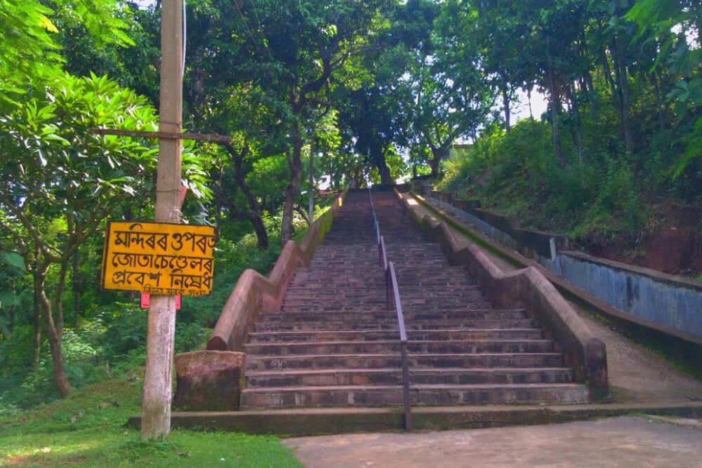 Kedareswara Temple hajo