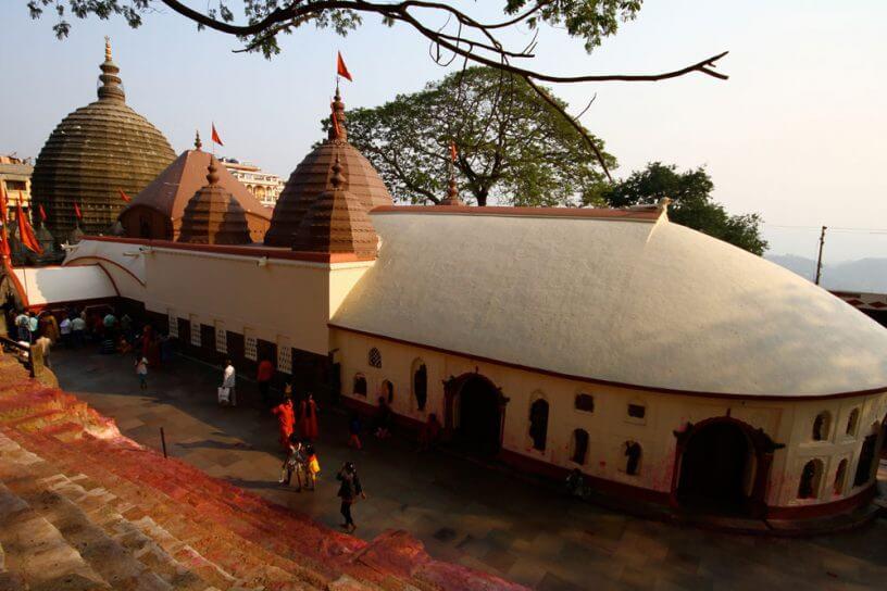 Kamakhya Temple Darshan