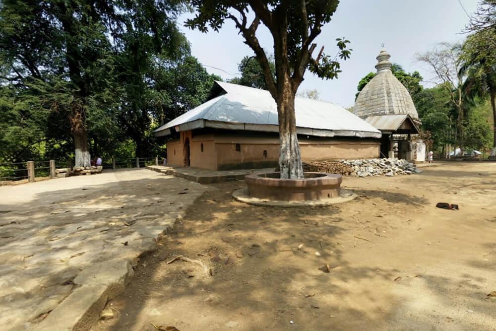 Kedareswara Temple, Hajo