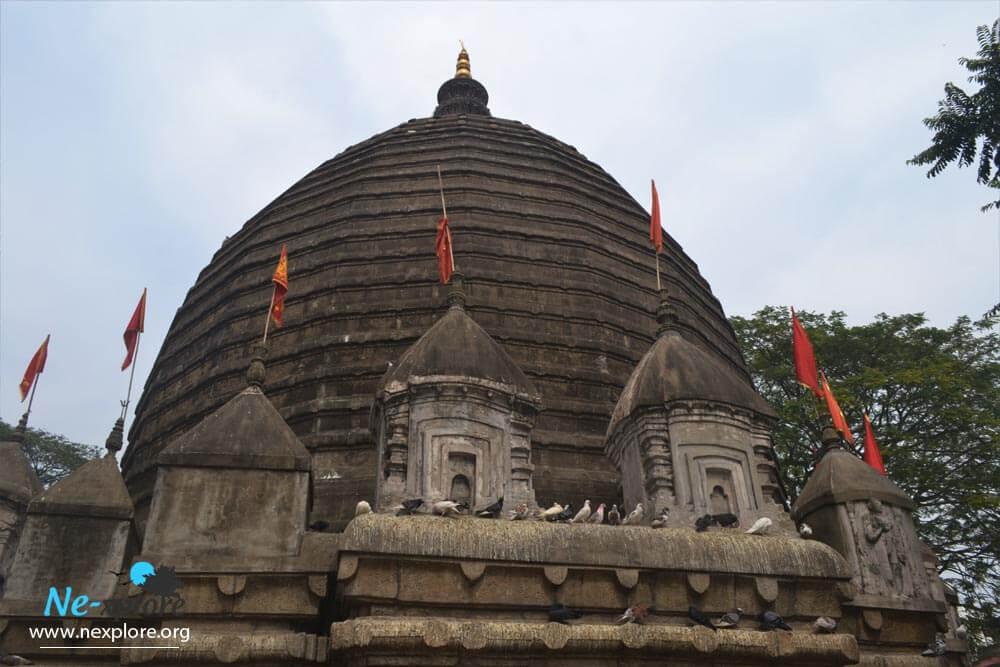 Architecture of Kamakhya Temple