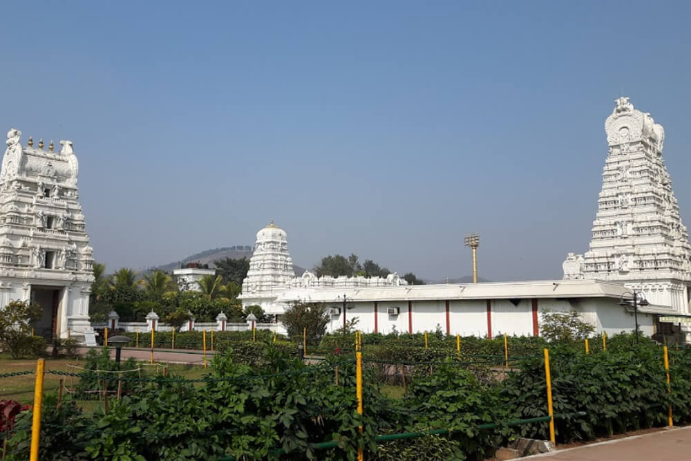 Balaji temple Guwahati picture