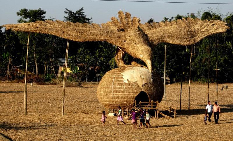 Bhelaghar in Assam